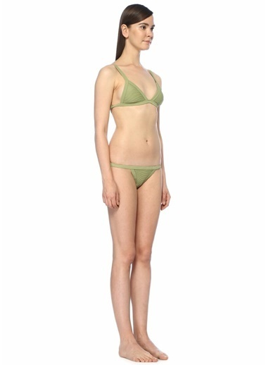 Twiin Bikini Alt Yeşil